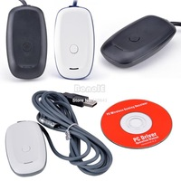 Best Selling New PC Wireless Gaming Receiver Adapter Controller With USB For XBOX 360 White/Black SV6 SV006322