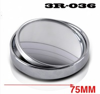 3R-036     Auto rearview mirror  sector mirror  Blind spot mirror Wide-angle lens  360 Degrees adjustable Rear view auxiliary