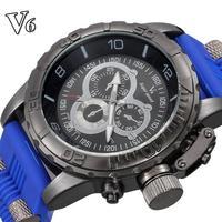Hot sale sport brand men rubber watch waterproof silicone straps import quartz movement relogio fashion military wristwatch