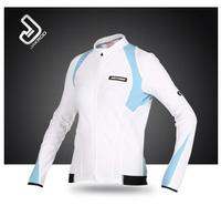 2014 New Arrival  Jakroo Women Winter Thermal Fleece Warmer  Cycling Bicycle Riding  Long Sleeve Jersey Jerseys