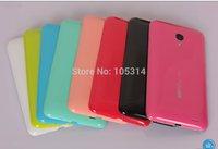 Meizu MX3 Phone Mobile Battery Cover, Original Battery House Housing for Meizu MX 3 Moblie Phone Hard Back Case Shinny Varnish