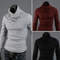 New winter Men sweater Polo  Brand pullover men sweater Slim  hombres free shipping