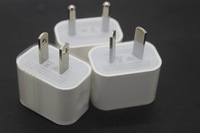 2014 Hot New 5V 2A EU/US/AU AC Travel USB Wall Charger for iPhone 6 5S 4S Samsung Galaxy S3 S4 S5 HTC Cell Phones Adapter White