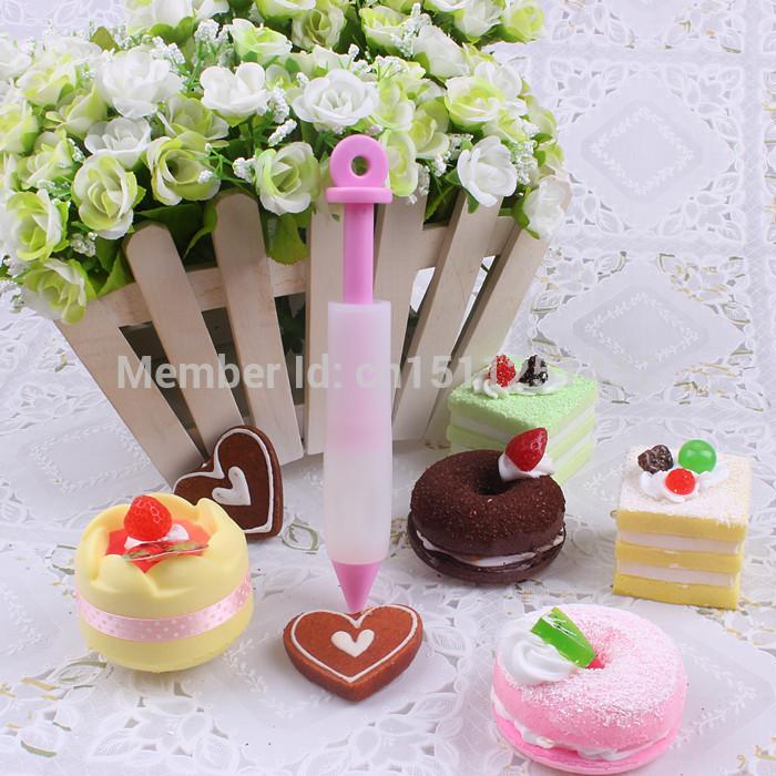 Silica-gel-decorating-pen-cake-writing-pen-cream-jam ...