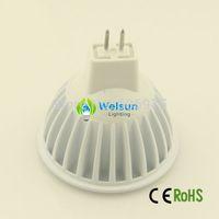 100X2014 New Arrival 5W COB MR16 Led Downlight Bulb Lamp DC12V Warm/Cool White CE/RoHS Led Lighting Spotlight