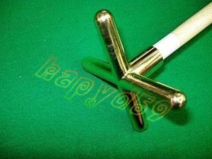 2pcs metal billiards cue rack bridge head billiards cross rod holder snooker pool cue stick frame pole rack rod low high fork(China (Mainland))