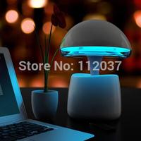 Led Night Lamp Mushroom Light Indoor Lighting With Intelligent Alarm Clock Bluetooth Speaker &audio Music Player Birthday Gift