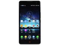 5.5 inch Nubia Z7 Max quad core Qualcomm snapdragon 801 MSM8974AC 2G ram 32G rom FHD 1920x1080 screen NFC LTE 4G smart phone