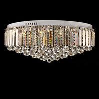 Free shipping,modern fashion crystal led ceiling lamp,luxury k9 crystal lighting