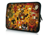 """Cute Cartoon Character Laptop Case Bag Pouch for 10.1"""" 11.6"""" 12"""" 13.3"""" 14"""" 15"""" 15.6"""" Apple Mac Pro/Air HP DELL SONY Asus Acer"""