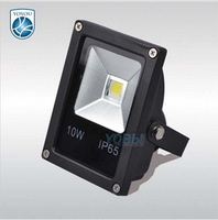 Newest !black Ultra Thin back shell High Power LED Spotlight 10W LED Floodlight Waterproof IP 66 AC85-265V
