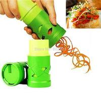 Creative Vegetable Fruit Veggie Food Twister Cutter Slicer Kitchen Tool Garnish