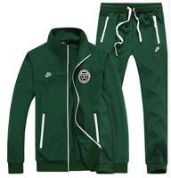 Professional men's football kit / fashion men outdoor sports suits / 5 color classic men's sports suit