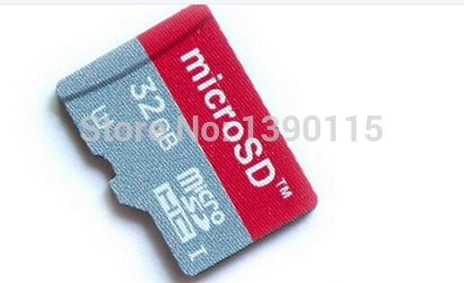 High quality micro sd card 32gb class 10, memory card cards cartao memoria, mini sd flesh card retail package free shipping(China (Mainland))