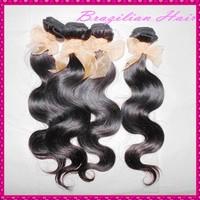 Weekly Discount Brazilian body wavy hair 3pc/4 pc lot unprocessed VIRGIN REMI weave bundles No Tangle No Smell