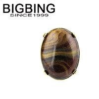 Bigbing jewelry fashion gemstone finger ring wedding ring nickel free Free shipping! B464