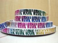10Y4360 kerryribbon free shipping 3/8'' printed ribbon Grosgrain ribbon