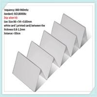 1000pcs/lot passive blank rfid alien h3 card by DHL