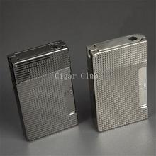DOIS Oxicorte Tocha Cohiba Sublimes prata Isqueiros Cigar Fornecedor Oferta Granel Preço de venda(China (Mainland))