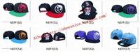 HOT HOT HOT sell !!! 2014 Brand New Adjustable NEW NEFF Sport Snapback smile Caps dgk Hats Baseball Caps (99 Colors)