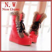 плюс size34-43 новые моды женщин Сапоги зимние снега сапоги короткие Полусапожки дизайнер женского повседневная езда сапоги sbt1252