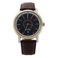 100% Real Eyki Brand Watches,Strap Watch Fashion Male Watch Mens Watch Fashion Table