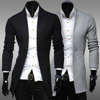 knitwear fashion mens wool winter men patchwork sweater tomy slim fit thickening flat knitted cotton yarn brand men's cardigan