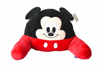 Kawaii Mickey Mouse Plush Cushion For Bed/Chair/Car Seat Back Pillow Home/office Suitable Comfortable pillows Free shipping