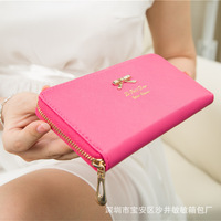 New 7 Colors bolsa carteiro feminina brand desigual wallet Handy Women Elegant PU Leather Purse Lady Long Handbag Wallet
