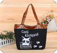 women handbags rushed none zipper bolsa free shipping new 2014 women canvas handbag student school bags shoulder shopping clutch