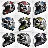SOL-68S-0081,Black Unicorn III,Full face Helmet,Amazing Shapes,5 Colors,Sunshade Lens(Optional),CoolMax Lining,DOT Test