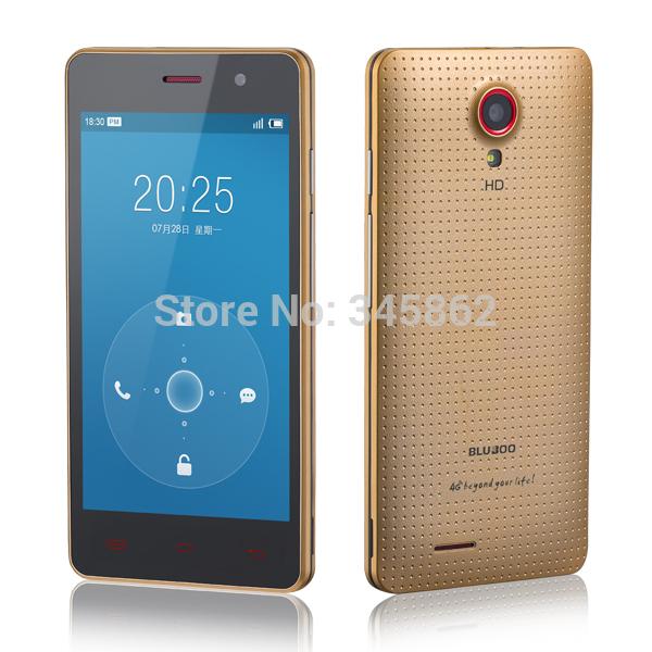 "Original Bluboo X4 cheapest 4G LTE FDD smart Mobile Phone 4.5"" MTK 6582M quad core 1GB ROM4GB ROM Android 4.4 onepluse one mini(China (Mainland))"