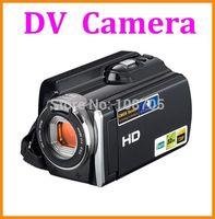 "HOT handy digital video camera 3.0"" TFT rotation screen with MAX 16Mega pixels 16xdigital zoom Big display DVR"