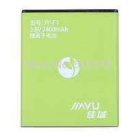 battery for JIAYU F1 F1W G2 G2S G2F 2400mAh JY-F1 mobile phone Free shipping
