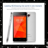 BLUBOO X4 Smart phone MTK6582 Quad core 4.5 Inch IPS 1GB 4GB Android 4.2 2.0M+5MP Camera GPS BLUBOO X4 4G Mobile phone