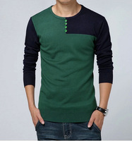 New arrival autumn winter knitted man sweater casual pullover for men hot men sweaters