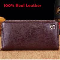men's wallets money clip brand designer men wallet genuine leather card money coin men wallets
