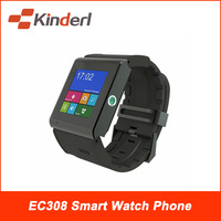 EC308 2G GSM Russian Portuguese Android Smart Watch with 4G Rom+512MB Ram+2.0MP camera+wifi+Bluetooth 4.0+multi-language support