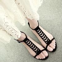 Free shipping!Hot sale Women's Sandals Fashion platform Slippers Flops Flat Shoes Open Toe Women Wedges Sandals G0134