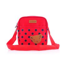 Free shipping HS050 cute cartoon messenger bag fashion shoulder bag  6*16.5*14cm