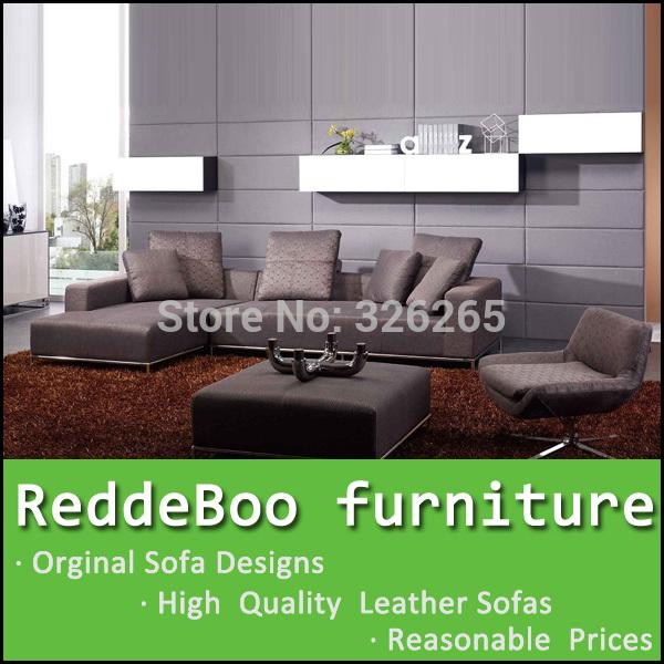 2014 living room grey fabricsofa most popular in Canada 1029#(China (Mainland))