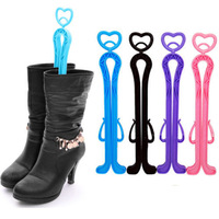 Long Boots Plastic Shapers Shoes Up Stretcher Supporter Holder Storage Hanger Free Shipping