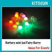 Colorful Magic Floating Ball Fades LED Lights