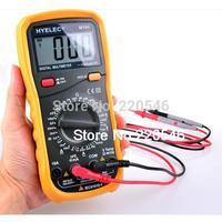 2014 HYELEC MY 64 AC/DC Digital Multimeter Apm Volt Ohm Frequency Capacitance Temp Tester