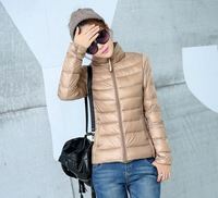 sale new 2014 winter High quality fashion casual clothes warm clothing down jackets women coat Wave Cut Pockets 12 color 6969