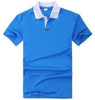 New 2014 men's short sleeve t-shirt , free shipping cotton men's t shirt , slim cooling summer dress for men 13