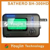 New model USB2.0 Sathero SH-300HD DVB-S/S2 HD Digital Satellite Finder