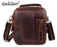 men's handbags fashionable soft PU leather brown black crossbody shoulder messenger casual popular handbags for men
