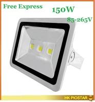 outdoor led flood light 150w  waterproof IP65 85-265v high power led floodlight energy saving free shipping