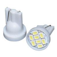 Car 8 LED 3020 SMD T10 501 W5W Wedge Bulb Light Lamp